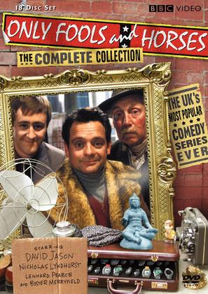 """Only Fools and Horses"" - DVD movie cover (thumbnail)"