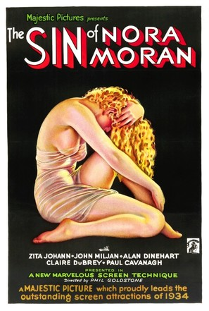 The Sin of Nora Moran - Movie Poster (thumbnail)