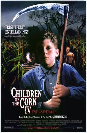 Children of the Corn IV: The Gathering - Movie Poster (thumbnail)