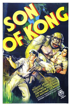The Son of Kong - Movie Poster (thumbnail)
