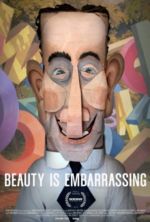 Beauty Is Embarrassing - Movie Poster (thumbnail)