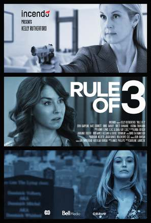 Rule of 3 - Canadian Movie Poster (thumbnail)