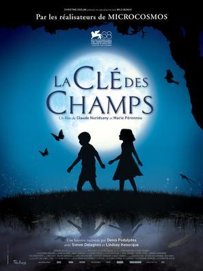 La clé des champs - French Movie Poster (thumbnail)