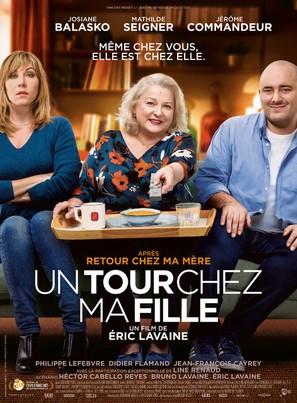 Un tour chez ma fille - French Movie Poster (thumbnail)