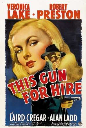 This Gun for Hire - Movie Poster (thumbnail)