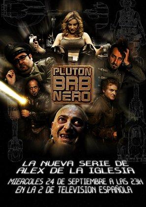 """Plutón B.R.B. Nero"" - Spanish Movie Poster (thumbnail)"