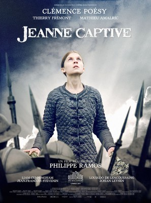 Jeanne Captive - French Movie Poster (thumbnail)