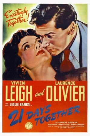 21 Days - Movie Poster (thumbnail)