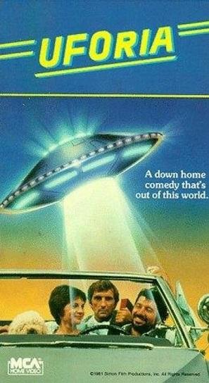 UFOria - VHS movie cover (thumbnail)