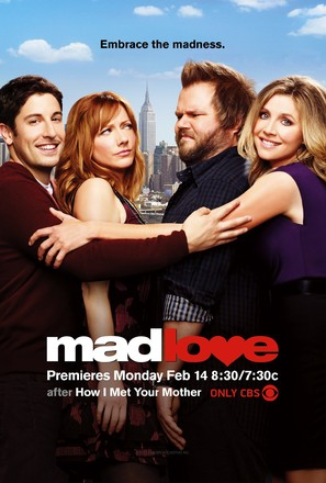 """""""Mad Love"""" - Movie Poster (thumbnail)"""