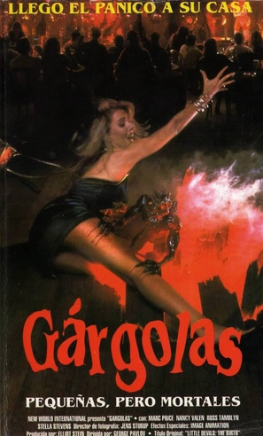 Little Devils: The Birth - Argentinian Movie Cover (thumbnail)