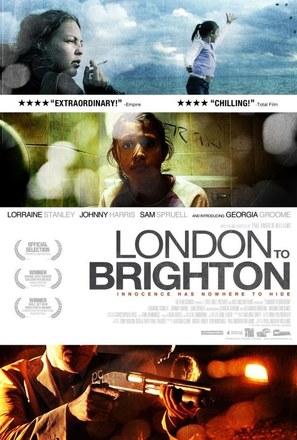 London to Brighton - Movie Poster (thumbnail)