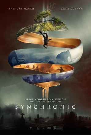 Synchronic - Movie Poster (thumbnail)