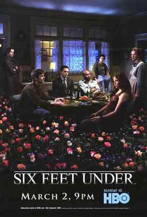 """Six Feet Under"" - Movie Poster (thumbnail)"