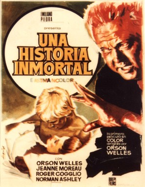 The Immortal Story - Spanish Movie Poster (thumbnail)