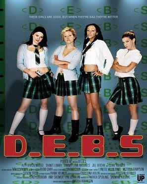 D.E.B.S - poster (thumbnail)