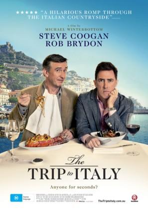 The Trip to Italy - Australian Movie Poster (thumbnail)