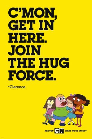 """""""Clarence"""" - Movie Poster (thumbnail)"""