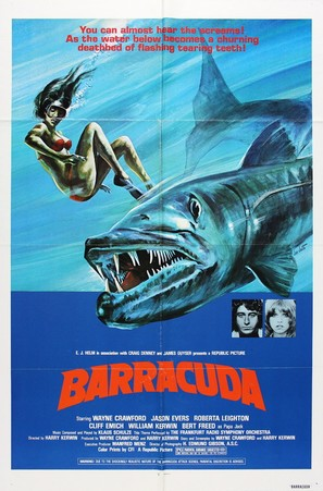 Barracuda - Movie Poster (thumbnail)
