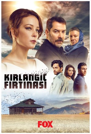 """Kirlangic Firtinasi"" - Turkish Movie Poster (thumbnail)"