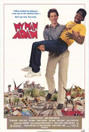 My Man Adam - Movie Poster (thumbnail)