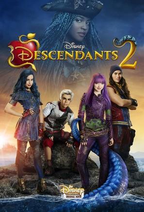 Descendants 2 - Movie Poster (thumbnail)