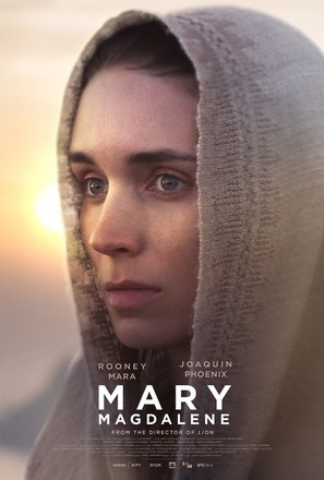 Mary Magdalene - Movie Poster (thumbnail)