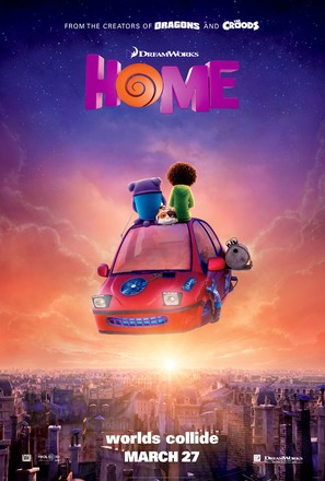 Home - Movie Poster (thumbnail)