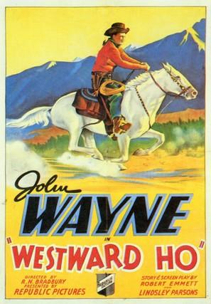 Westward Ho - Movie Poster (thumbnail)