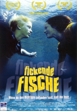 Fickende Fische - German poster (thumbnail)