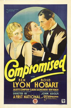 Compromised - Movie Poster (thumbnail)
