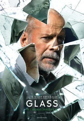 Glass - British Movie Poster (thumbnail)
