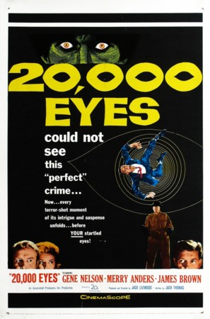 20,000 Eyes - Movie Poster (thumbnail)