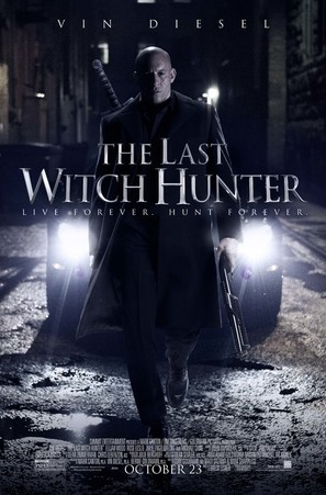 The Last Witch Hunter - Movie Poster (thumbnail)