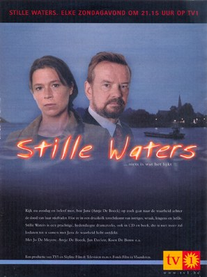 """Stille waters"" - Belgian Movie Poster (thumbnail)"