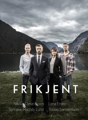 """""""Frikjent"""" - Norwegian Movie Poster (thumbnail)"""