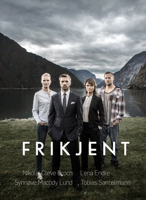 """Frikjent"" - Norwegian Movie Poster (thumbnail)"