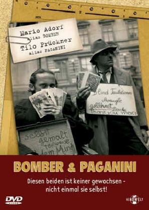 Bomber & Paganini - German Movie Cover (thumbnail)