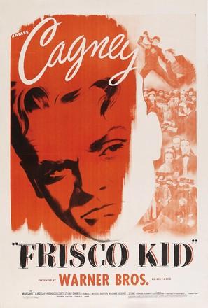 Frisco Kid - Movie Poster (thumbnail)