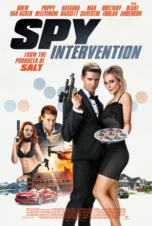Spy Intervention - Movie Poster (thumbnail)