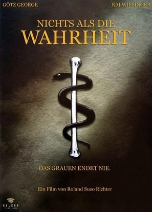Nichts als die Wahrheit - German poster (thumbnail)