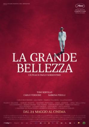 La grande bellezza - Italian Movie Poster (thumbnail)