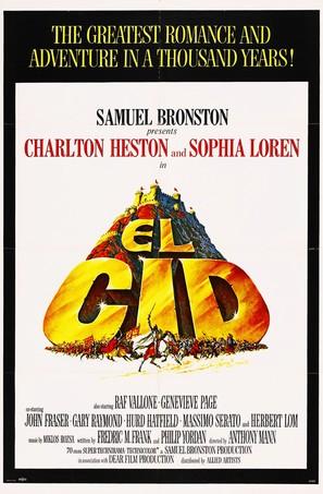 El Cid - Movie Poster (thumbnail)