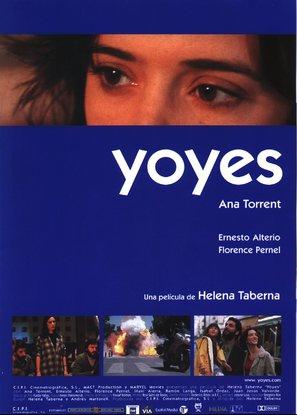 Yoyes - Spanish poster (thumbnail)