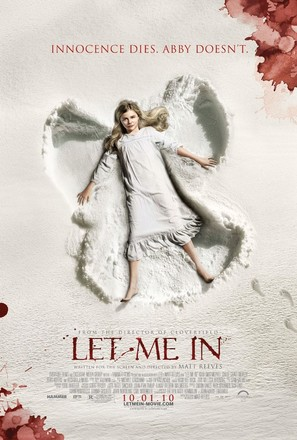 Let Me In - Movie Poster (thumbnail)