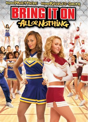 Bring It On: All or Nothing - DVD movie cover (thumbnail)