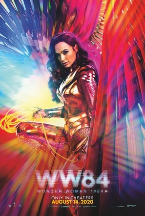 Wonder Woman 1984 - Movie Poster (thumbnail)