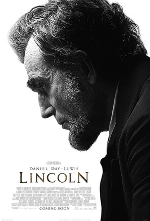 Lincoln - Movie Poster (thumbnail)