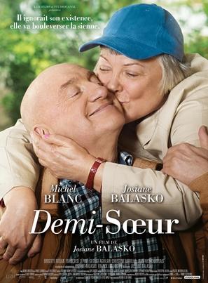 Demi-soeur - French Movie Poster (thumbnail)