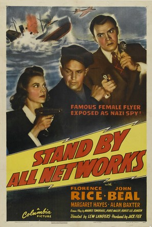 Stand By All Networks - Movie Poster (thumbnail)